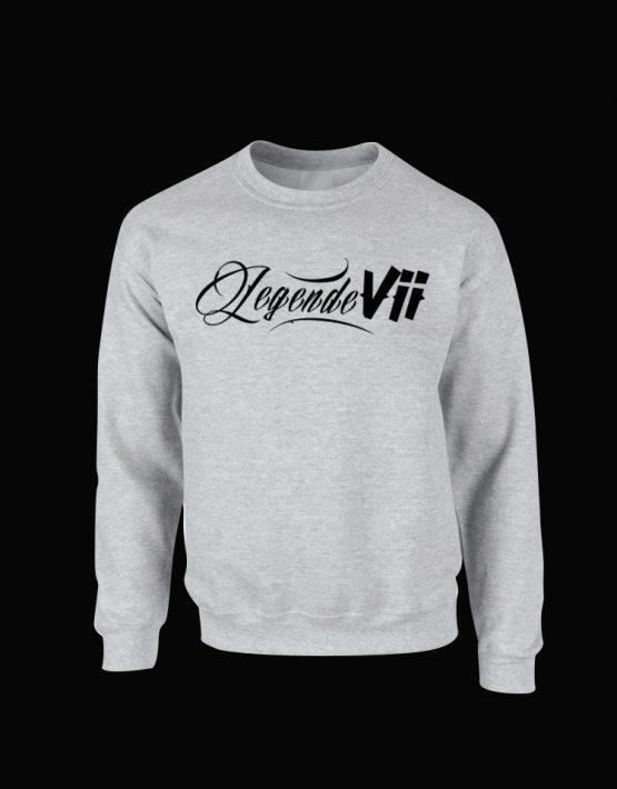 Bluza LegendeVii - culoare gri