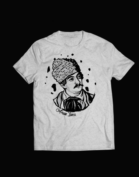 tricou gri Avram Iancu