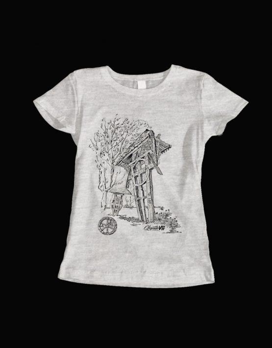 tricou gri dama troita 1