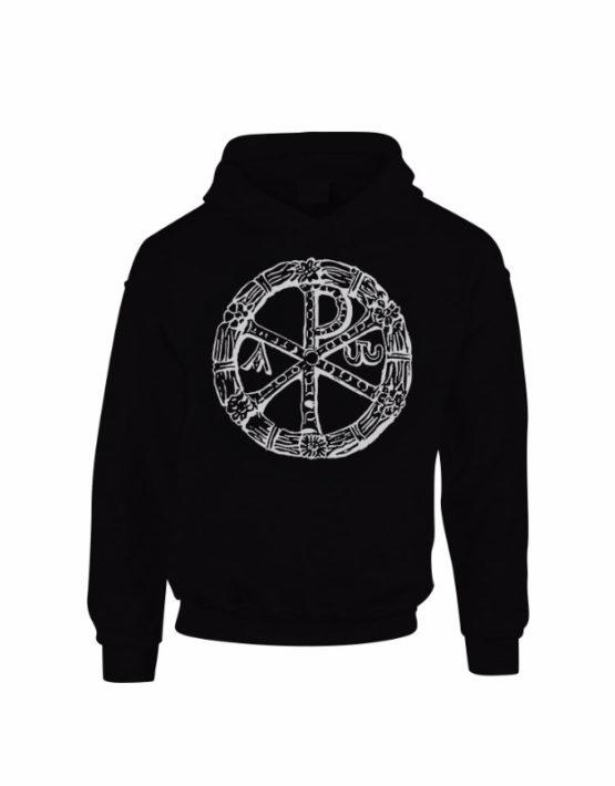 hoodie-negru- traieste-clipa