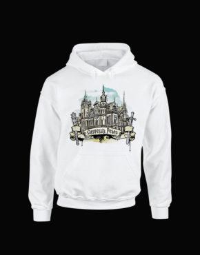 hanorac alb Castelul Peles
