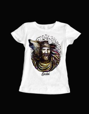 tricou-dama-alb-Decebal
