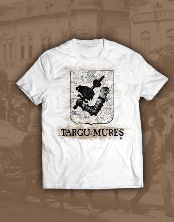 tricou-alb-targu-mures