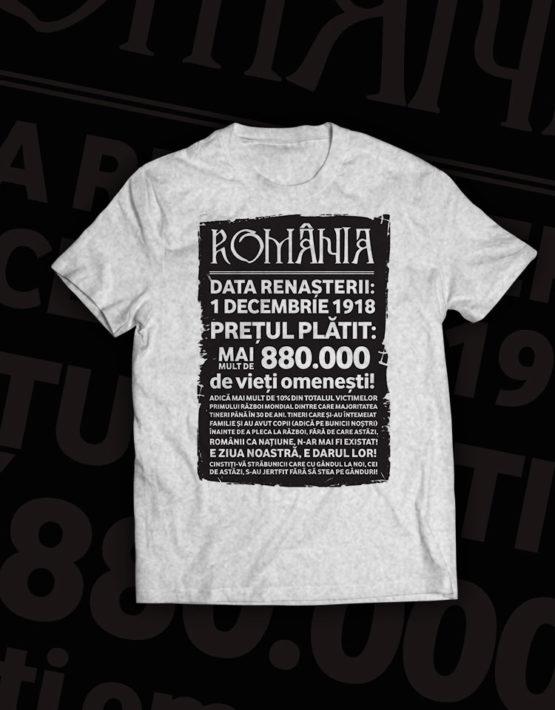 tricou-gri-mesaj-romania