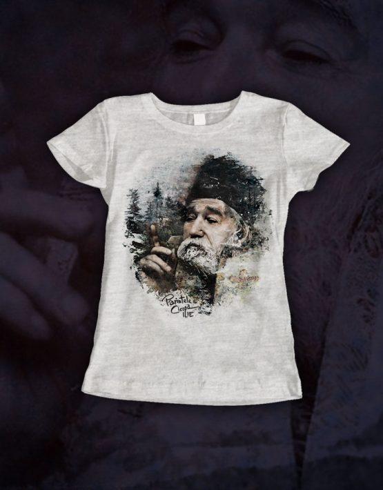 tricou-dama-parintele-cleopa-gri